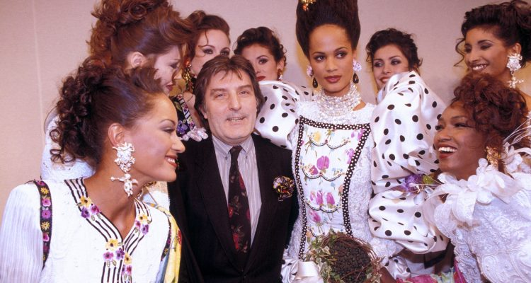 Designer Emanuel Ungaro Is Dead At 86