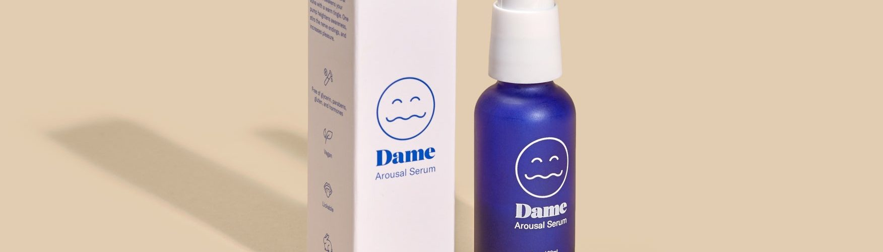 Dame Launches Arousal Serum With Natural Ingredients